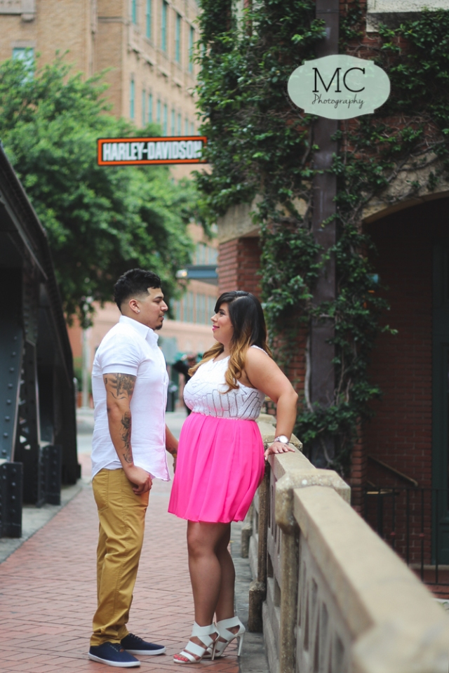 engagement photography downtown san antonio