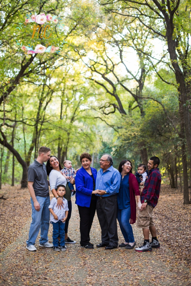 fall family session san antonio