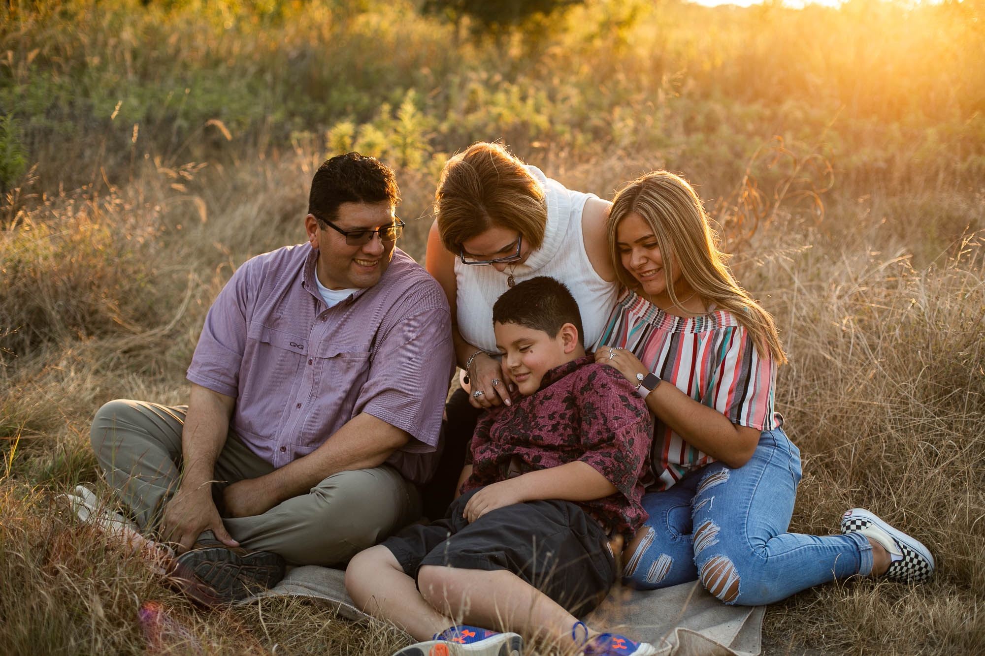 san antonio family photography